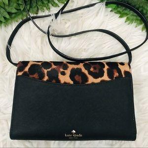 kate spade Bags - Kate Spade ♠️ - Cheetah Crossbody / Clutch